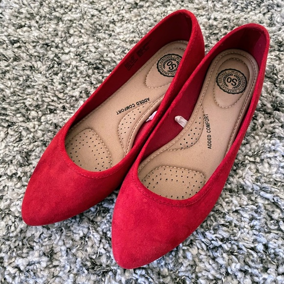 Red Flats NWOT